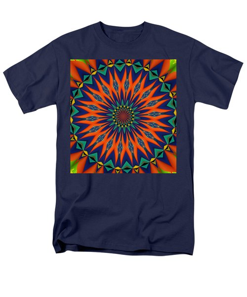 Men's T-Shirt  (Regular Fit) featuring the digital art Tropical Punch by Alec Drake