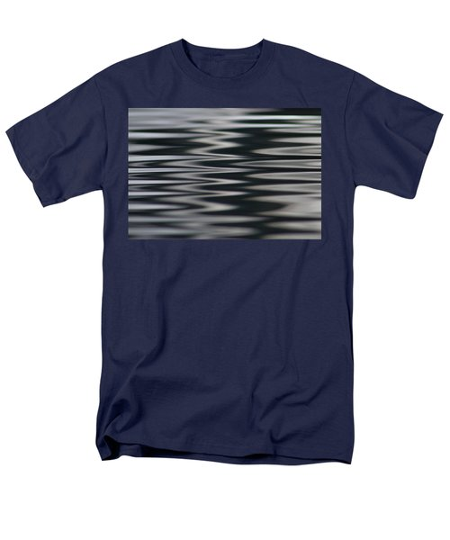 Zebra Waters Men's T-Shirt  (Regular Fit) by Cathie Douglas