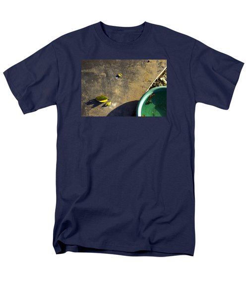 Men's T-Shirt  (Regular Fit) featuring the photograph  Three Is Family by Prakash Ghai