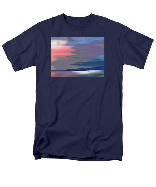 A Quiet Evening Men's T-Shirt  (Regular Fit)
