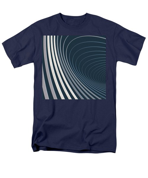 Color Harmonies - Mountain Mist Men's T-Shirt  (Regular Fit) by Serge Averbukh