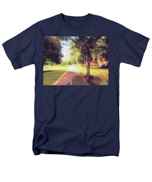 Contemporany Men's T-Shirt  (Regular Fit) by Beto Machado