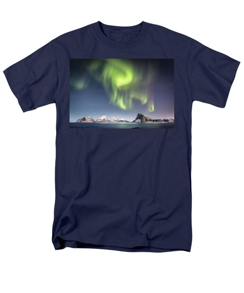 Curtains Of Light Men's T-Shirt  (Regular Fit)