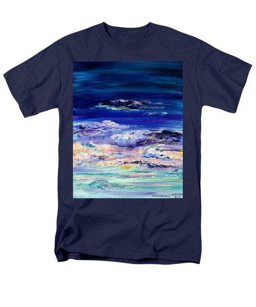 Dusk Imagining Men's T-Shirt  (Regular Fit) by Regina Valluzzi