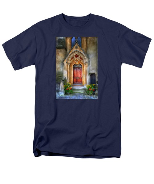 Evensong Men's T-Shirt  (Regular Fit) by Lois Bryan