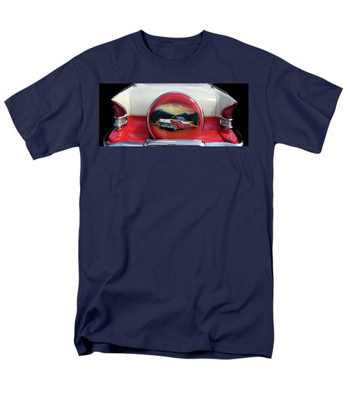 Ford Fairlane Rear Men's T-Shirt  (Regular Fit) by Dave Mills