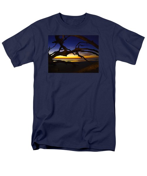 Golden Moments Men's T-Shirt  (Regular Fit) by Laura Ragland