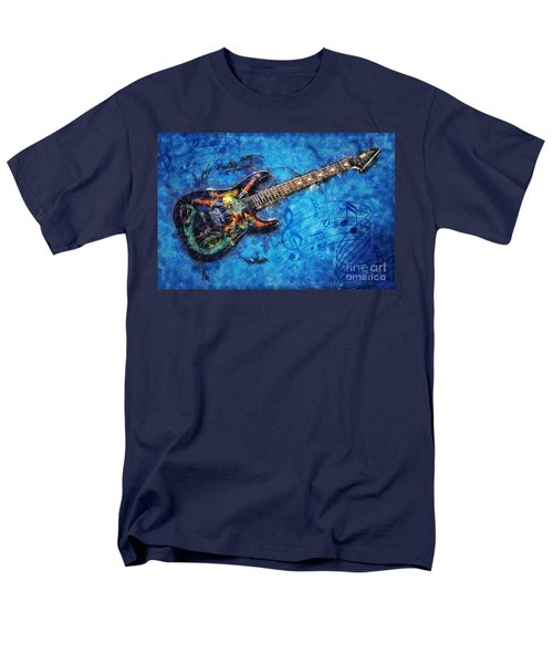 Guitar Love Men's T-Shirt  (Regular Fit) by Ian Mitchell