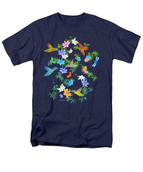 Hummingbird Spring Men's T-Shirt  (Regular Fit)