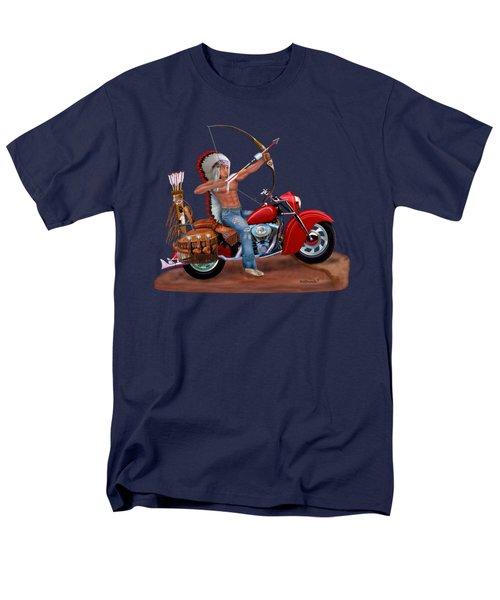 Indian Forever Men's T-Shirt  (Regular Fit) by Glenn Holbrook
