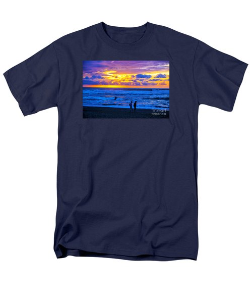 Men's T-Shirt  (Regular Fit) featuring the photograph Last Light by Rick Bragan