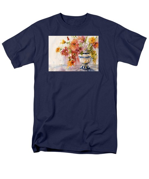 Poppies Men's T-Shirt  (Regular Fit) by Judith Levins