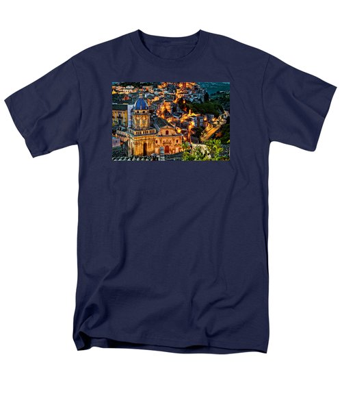 Ragusa Ilba Men's T-Shirt  (Regular Fit) by Robert Charity