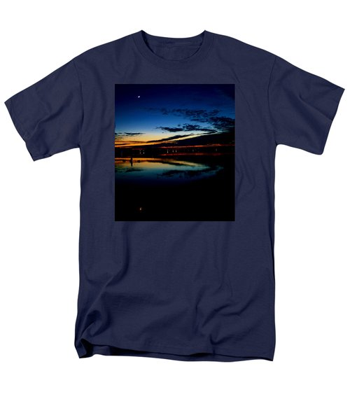 Shades Of Calm Men's T-Shirt  (Regular Fit) by William Bartholomew