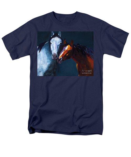 Unbridled Love Men's T-Shirt  (Regular Fit) by Frances Marino