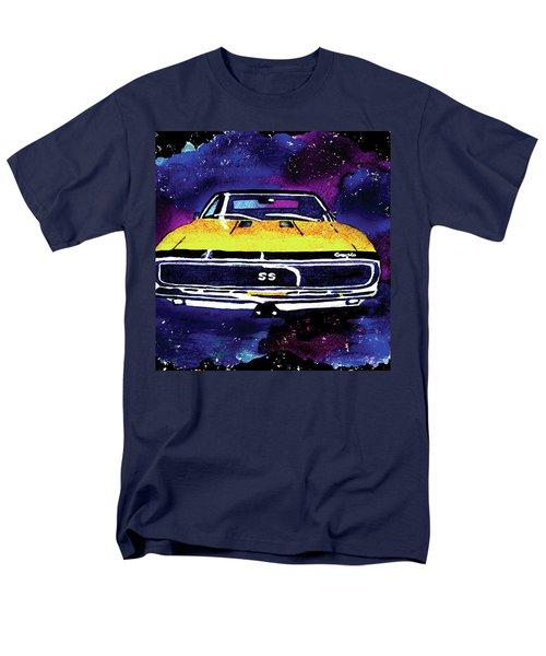 1967 Chevy Camaro Ss Men's T-Shirt  (Regular Fit) by Paula Ayers