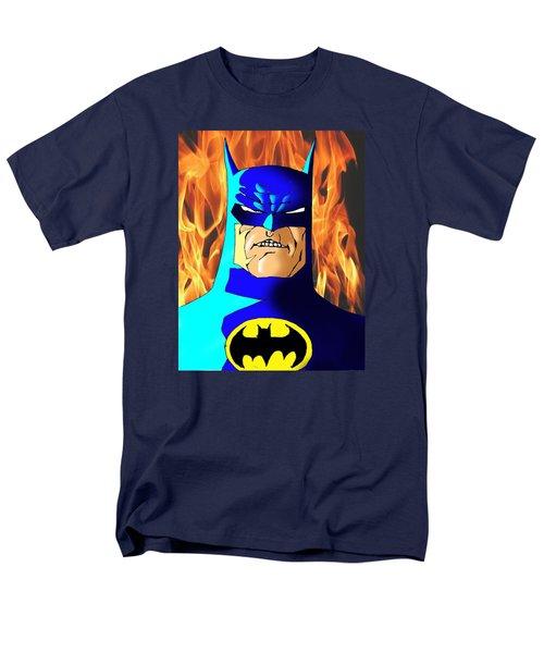 Old Batman Men's T-Shirt  (Regular Fit) by Salman Ravish