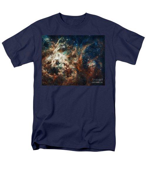 The Tarantula Nebula Men's T-Shirt  (Regular Fit)