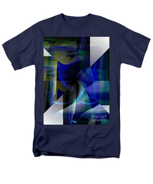 Transparency 4   Men's T-Shirt  (Regular Fit) by Thibault Toussaint