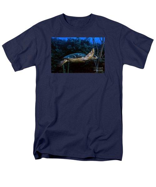 Hawksbill Turtle Men's T-Shirt  (Regular Fit)