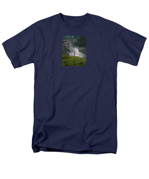 4166 Men's T-Shirt  (Regular Fit) by Peter Holme III