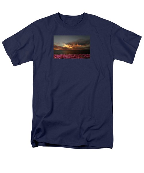 Men's T-Shirt  (Regular Fit) featuring the photograph 4380 by Peter Holme III