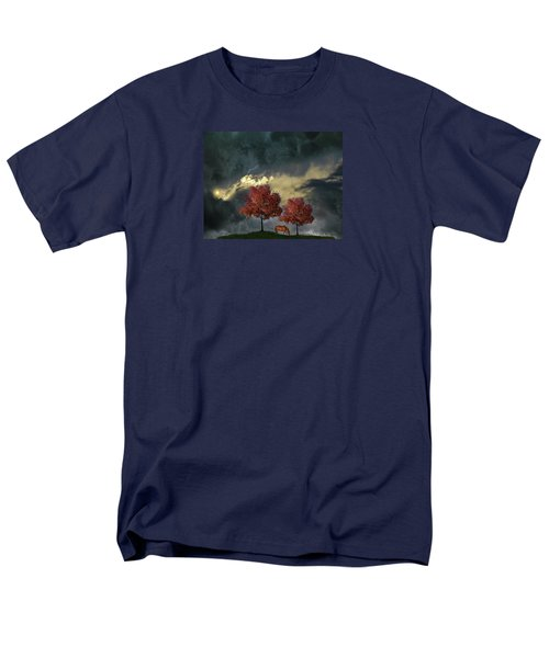 Men's T-Shirt  (Regular Fit) featuring the photograph 4384 by Peter Holme III