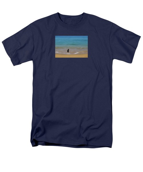 Men's T-Shirt  (Regular Fit) featuring the photograph 4391 by Peter Holme III