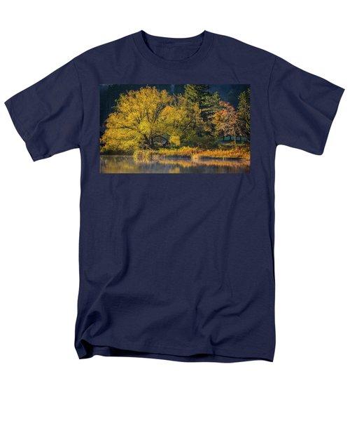 A Fall Day  Men's T-Shirt  (Regular Fit)