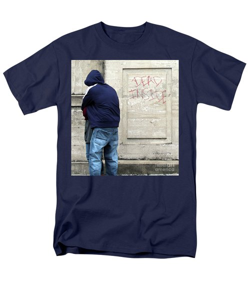 Men's T-Shirt  (Regular Fit) featuring the photograph A Hug by Joe Jake Pratt
