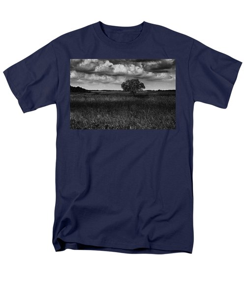 A Storm Is Coming To Wyoming Grasslands Men's T-Shirt  (Regular Fit) by Jason Moynihan
