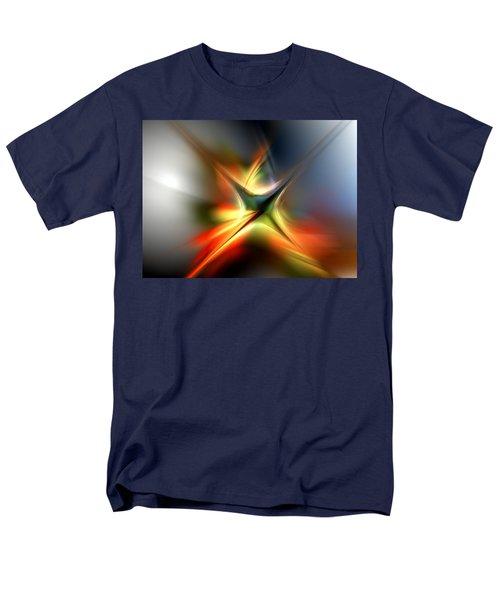 Abstract 060310a Men's T-Shirt  (Regular Fit)