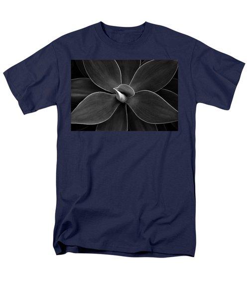 Agave Leaves Detail Men's T-Shirt  (Regular Fit)