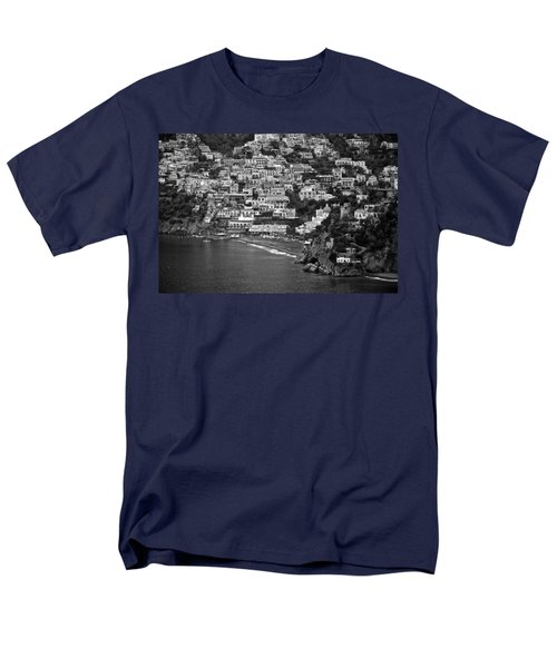 Amalfi's Positano Men's T-Shirt  (Regular Fit) by Eric Tressler
