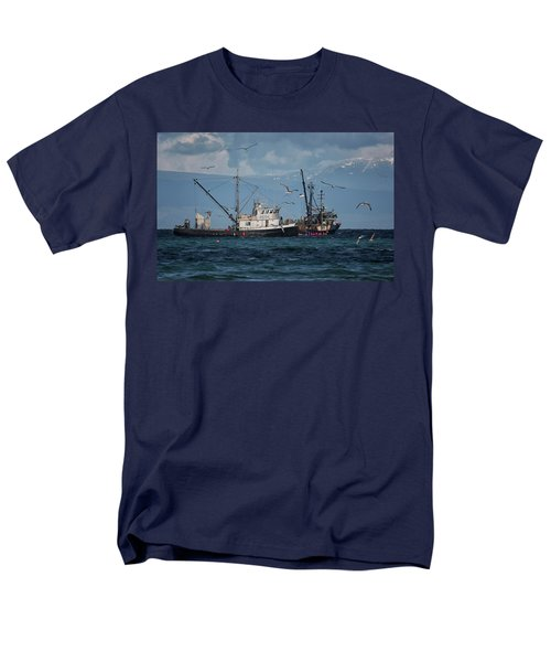 Men's T-Shirt  (Regular Fit) featuring the photograph Kornat And Western Investor by Randy Hall