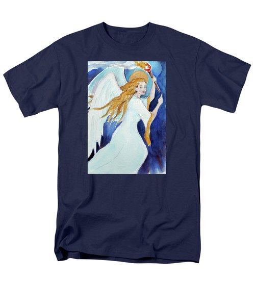 Angel Of Illumination Men's T-Shirt  (Regular Fit)