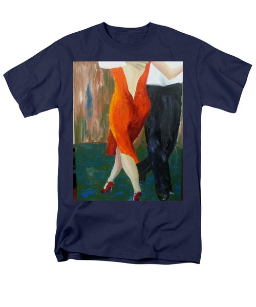 Another Tango Twirl Men's T-Shirt  (Regular Fit) by Keith Thue