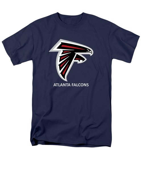 Atlanta Falcons Barn Men's T-Shirt  (Regular Fit) by Movie Poster Prints