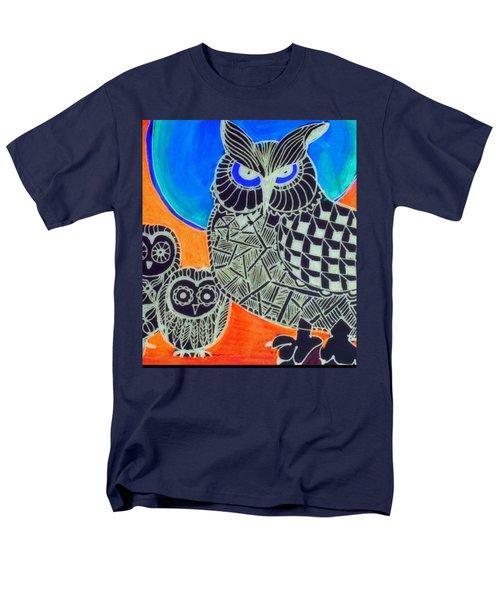 Awls Are Cool Men's T-Shirt  (Regular Fit) by Sandra Lira