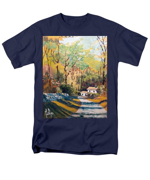 Back In The Neighborhood Men's T-Shirt  (Regular Fit) by Jim Phillips