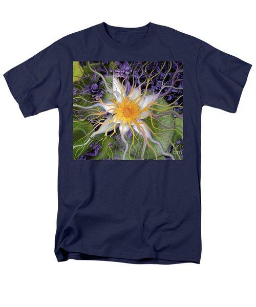 Bali Dream Flower Men's T-Shirt  (Regular Fit) by Christopher Beikmann