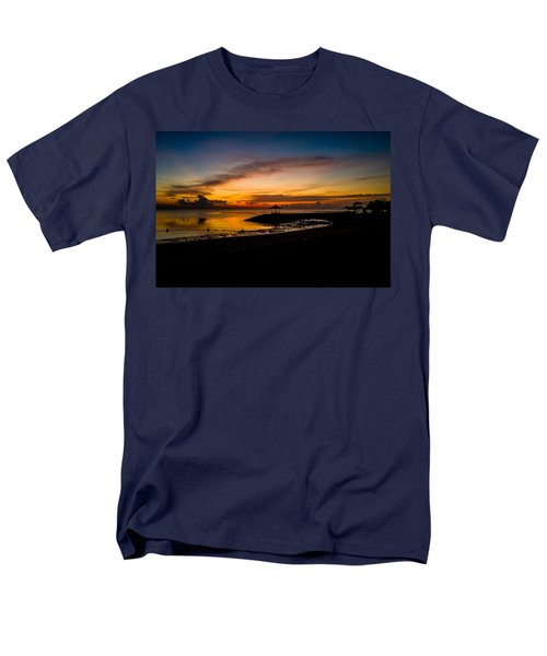 Bali Sunrise I Men's T-Shirt  (Regular Fit) by M G Whittingham
