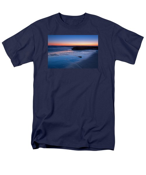 Beach View  Men's T-Shirt  (Regular Fit) by Catherine Lau