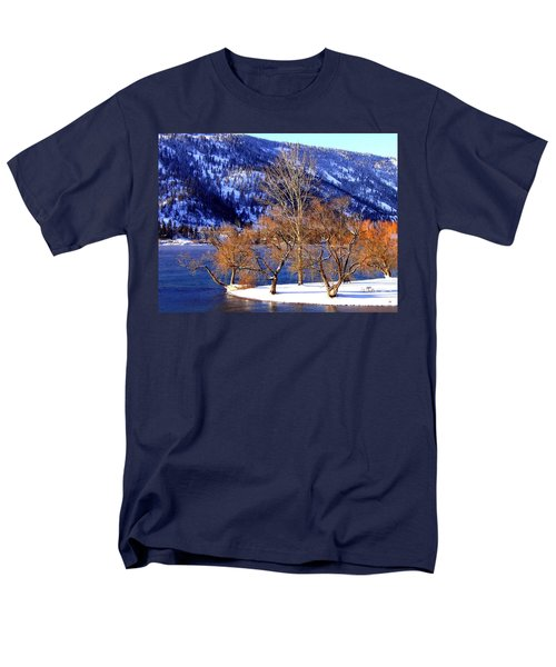 Men's T-Shirt  (Regular Fit) featuring the photograph Beautiful Kaloya Park by Will Borden