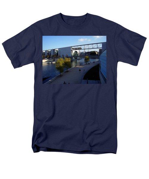 Berlin II Men's T-Shirt  (Regular Fit) by Flavia Westerwelle