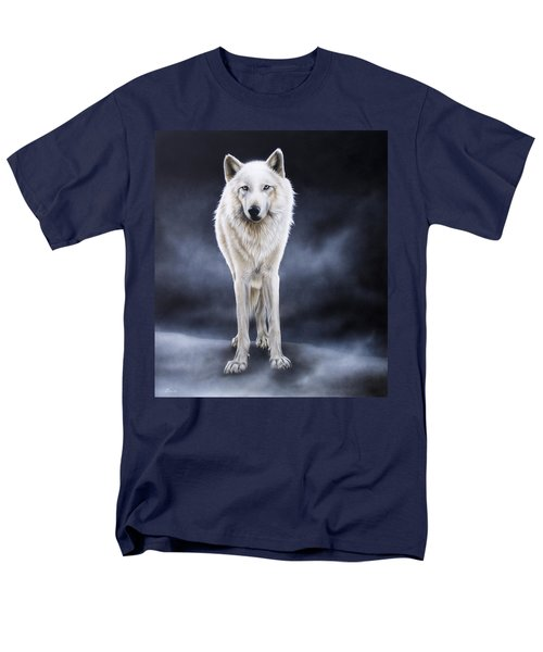 'between The White And The Black' Men's T-Shirt  (Regular Fit) by Sandi Baker