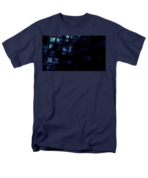 Black N Blue Burn Men's T-Shirt  (Regular Fit) by Carol Crisafi