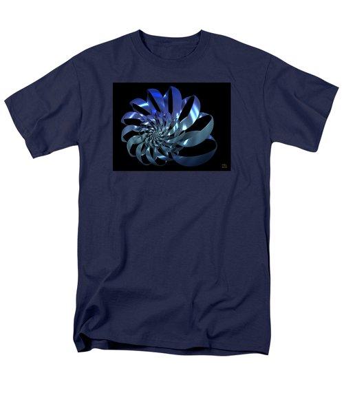 Men's T-Shirt  (Regular Fit) featuring the digital art Blades by Manny Lorenzo