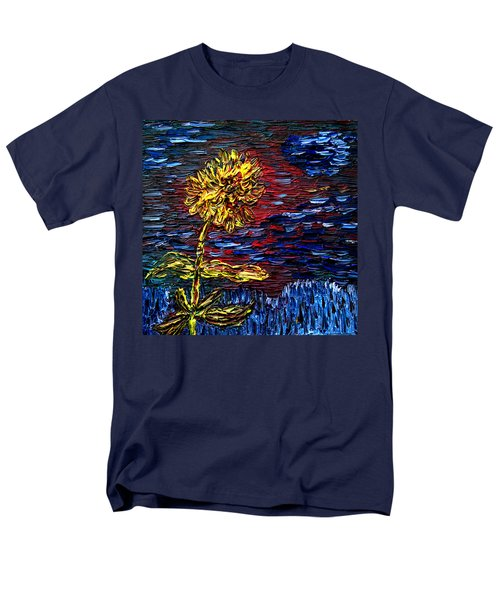 Blossoming Soul Men's T-Shirt  (Regular Fit) by Vadim Levin