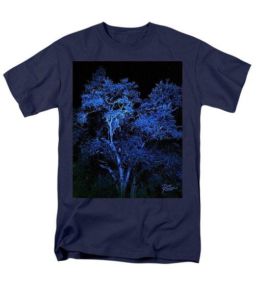 Blue Magic Men's T-Shirt  (Regular Fit) by Doug Kreuger